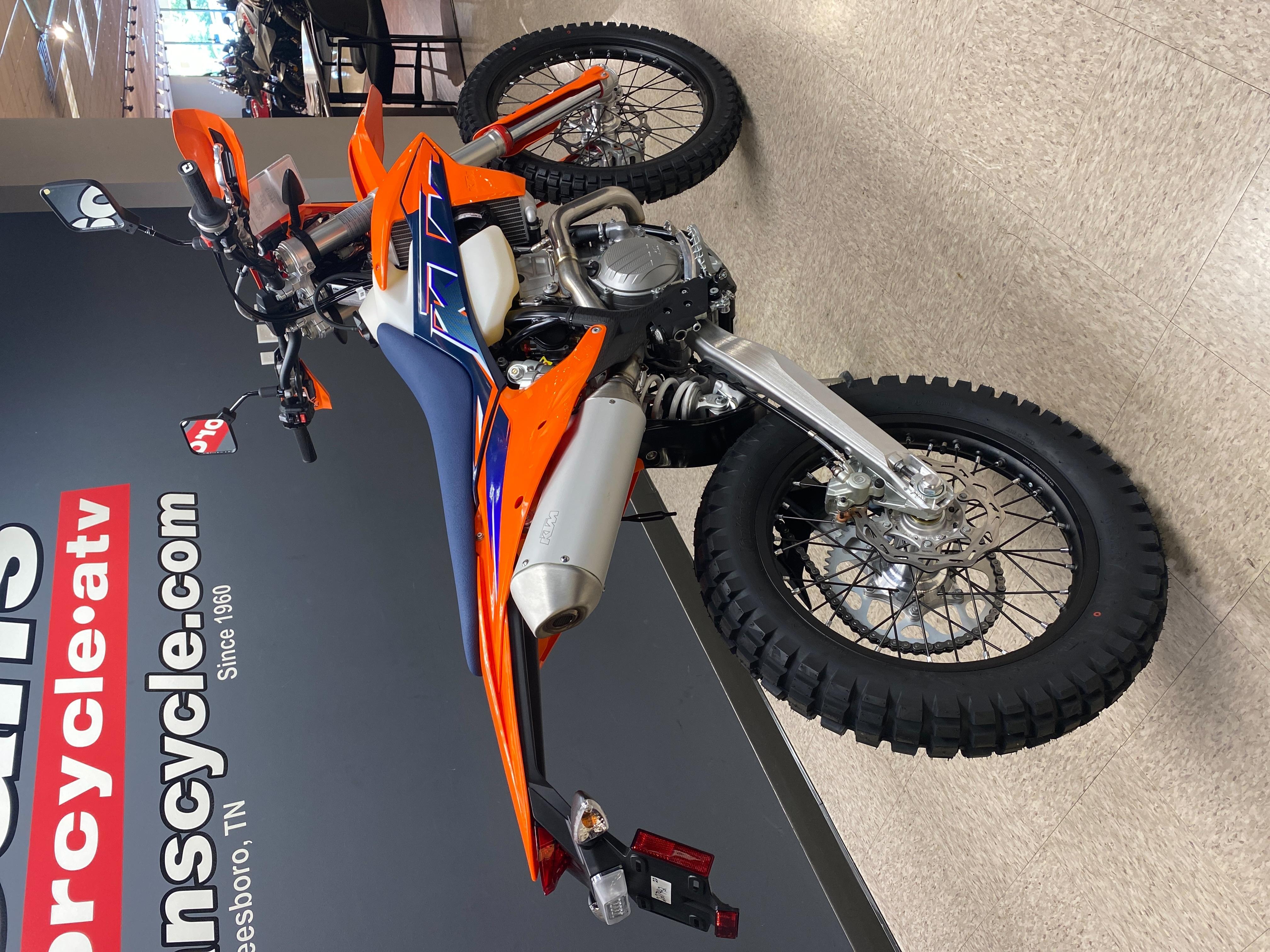 2022 KTM EXC 350 F at Sloans Motorcycle ATV, Murfreesboro, TN, 37129