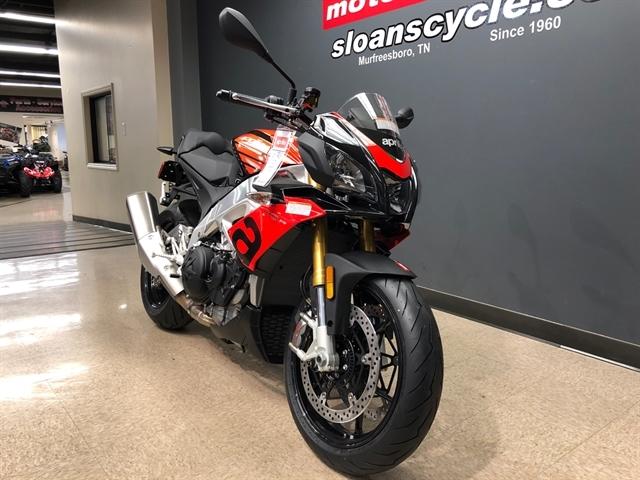 2019 Aprilia Tuono V4 1100 RR at Sloans Motorcycle ATV, Murfreesboro, TN, 37129