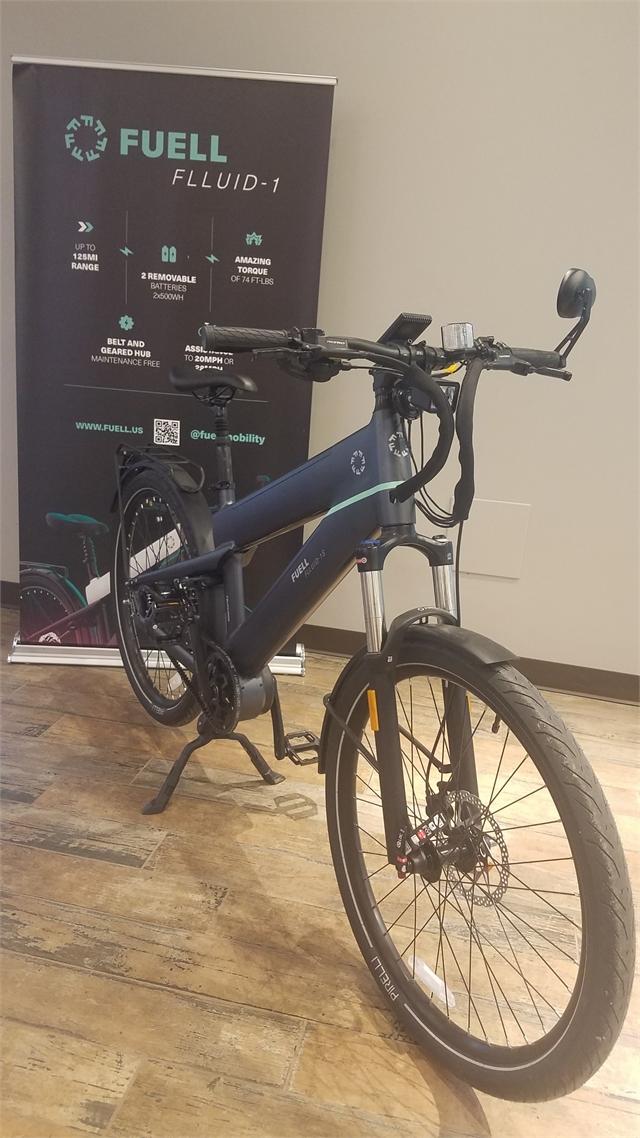 2021 Fuell FLLUID 1S - DK GY - MED 1S DK GY - MED at Pitt Cycles