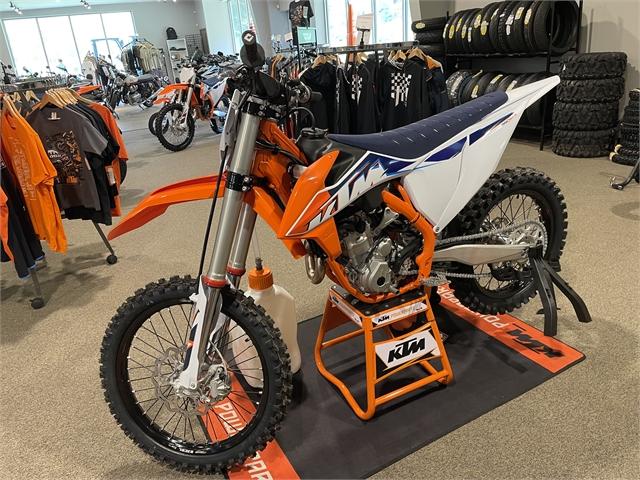 2022 KTM SX 350 F at Pitt Cycles