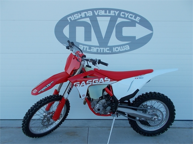 2021 GASGAS EX 350F at Nishna Valley Cycle, Atlantic, IA 50022