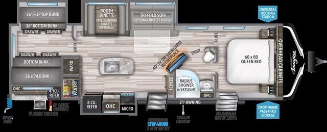 2020 Grand Design Imagine 3250BH at Youngblood RV & Powersports Springfield Missouri - Ozark MO