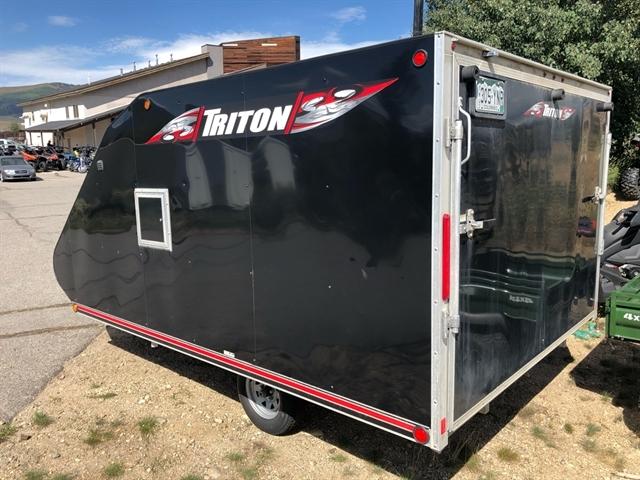 2013 TRITON TC128 at Power World Sports, Granby, CO 80446