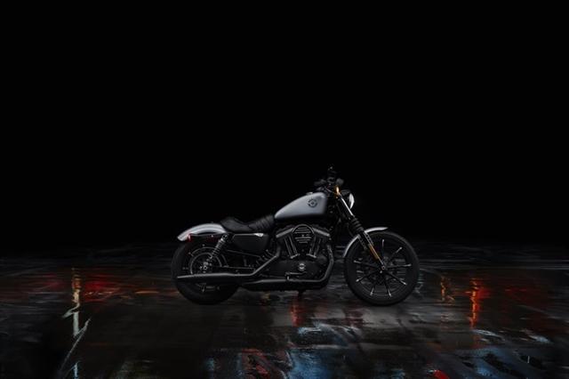 2020 Harley-Davidson Sportster Iron 883 at Garden State Harley-Davidson