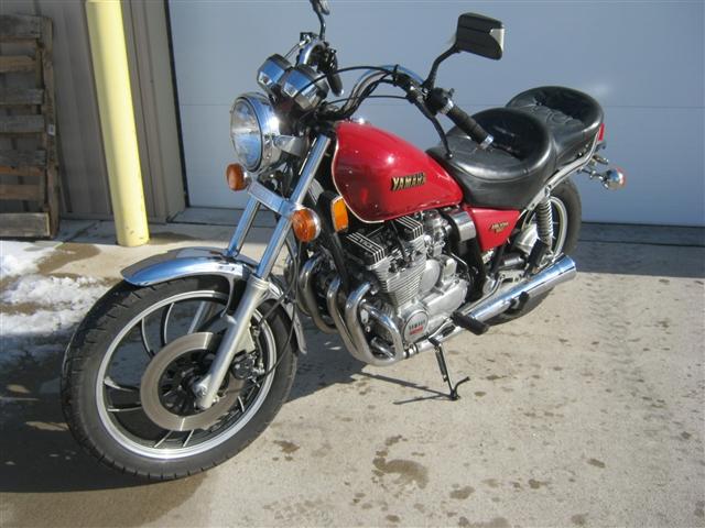 1982 Yamaha XJ650 Maxim at Brenny's Motorcycle Clinic, Bettendorf, IA 52722