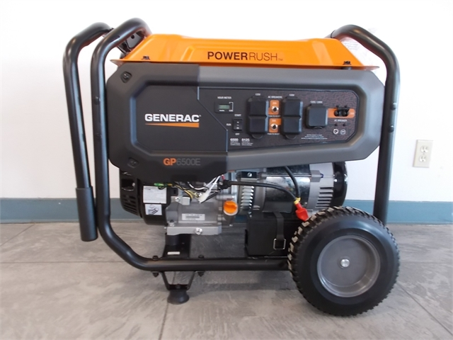 2021 Generac GP6500E at Nishna Valley Cycle, Atlantic, IA 50022