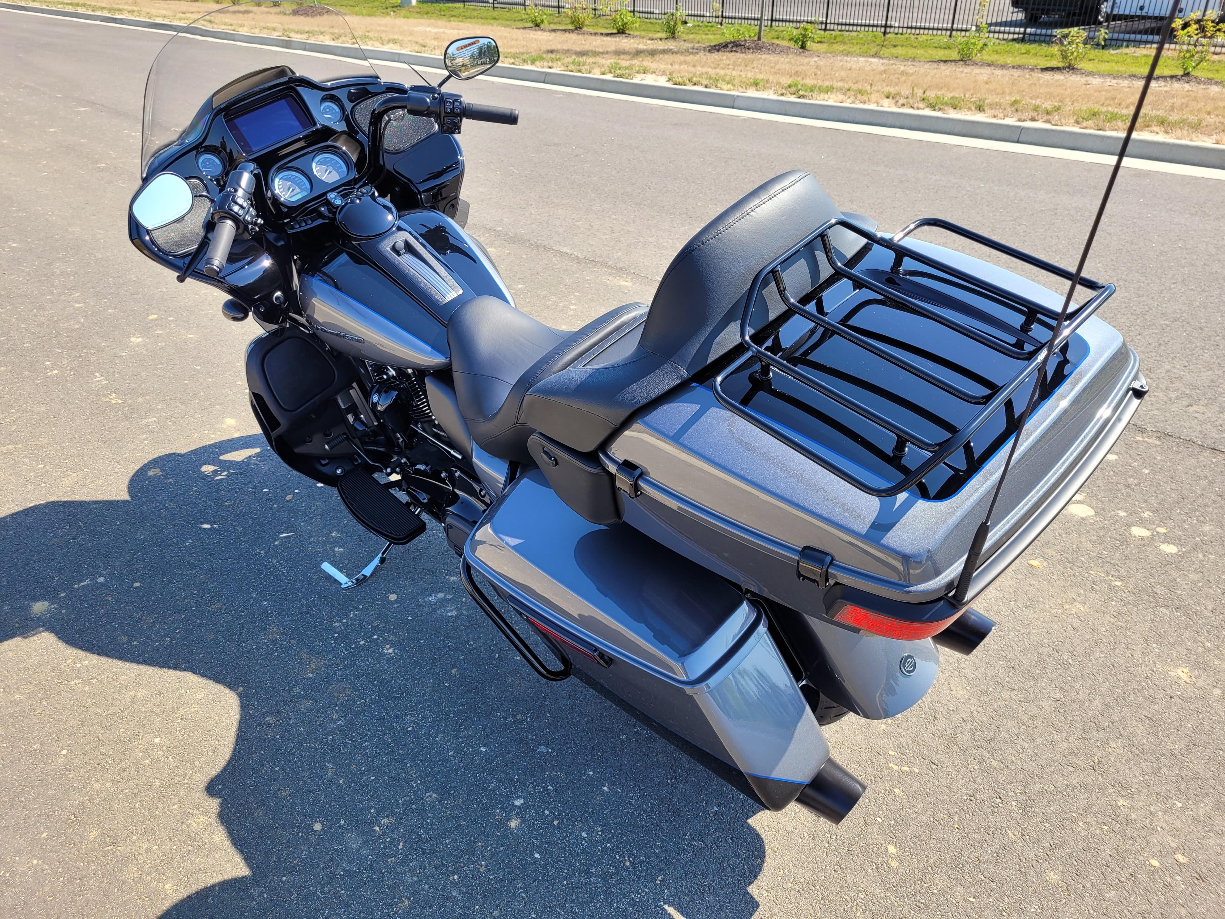 2021 Harley-Davidson Grand American Touring Road Glide Limited at Richmond Harley-Davidson