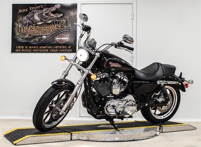 2017 Harley-Davidson Sportster SuperLow 1200T at Mike Bruno's Northshore Harley-Davidson