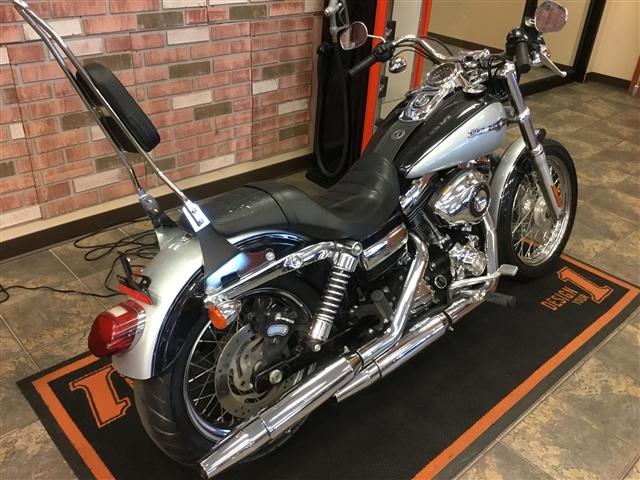 2012 Harley-Davidson Dyna Glide Super Glide Custom at Bud's Harley-Davidson, Evansville, IN 47715