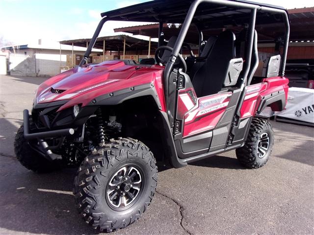 2019 Yamaha Wolverine X4 Base at Bobby J's Yamaha, Albuquerque, NM 87110