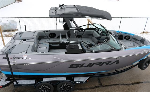 2020 Supra SL450 at Fort Fremont Marine