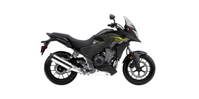 2015 Honda CB 500X at Wild West Motoplex
