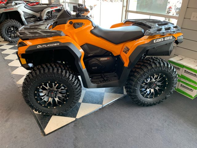 2019 Can-Am Outlander 1000R DPS at Jacksonville Powersports, Jacksonville, FL 32225
