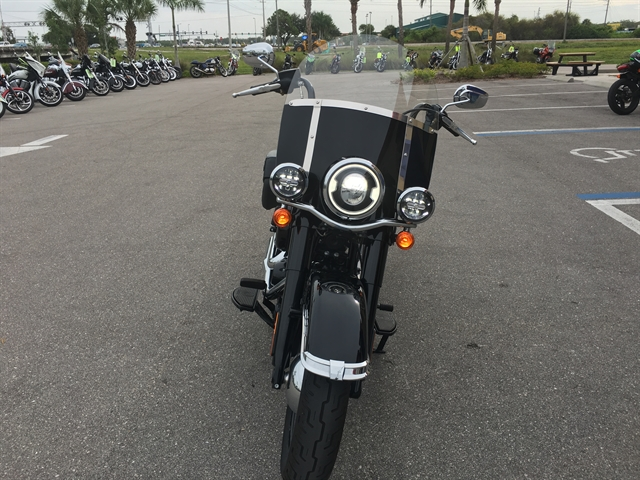 2018 Harley-Davidson Softail Heritage Classic at Fort Myers