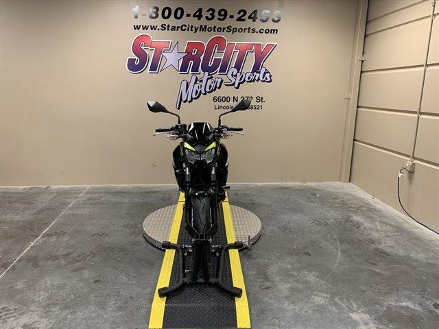 2020 Kawasaki Z650 ABS Metallic Spark Black ABS at Star City Motor Sports