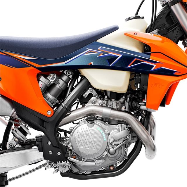 2022 KTM EXC 500 F at Lynnwood Motoplex, Lynnwood, WA 98037
