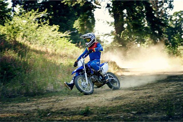 2019 Yamaha TT-R 110E at Yamaha Triumph KTM of Camp Hill, Camp Hill, PA 17011