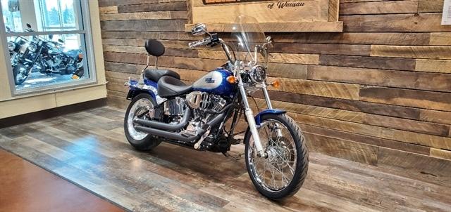2009 Harley-Davidson Softail Custom at Bull Falls Harley-Davidson
