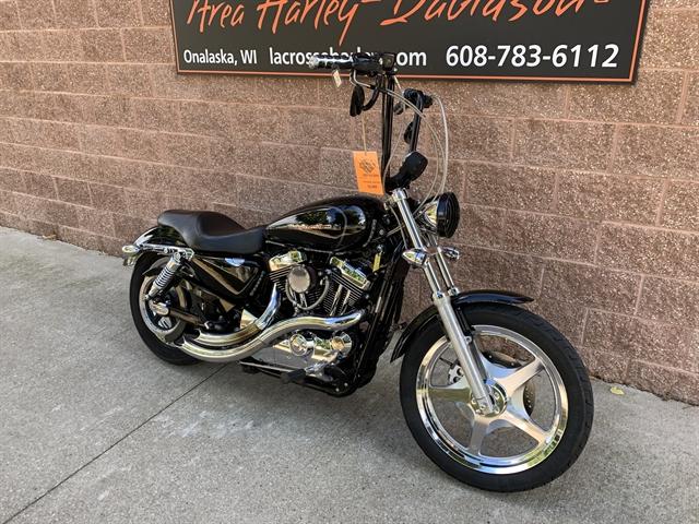 2007 Harley-Davidson Sportster 1200 Custom at La Crosse Area Harley-Davidson, Onalaska, WI 54650