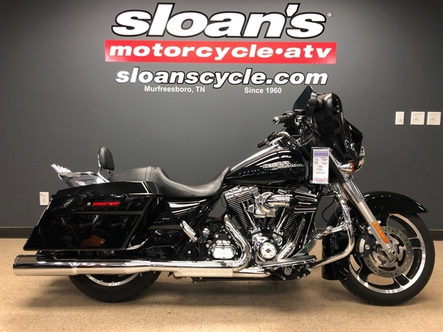 2013 Harley-Davidson Street Glide Base at Sloans Motorcycle ATV, Murfreesboro, TN, 37129