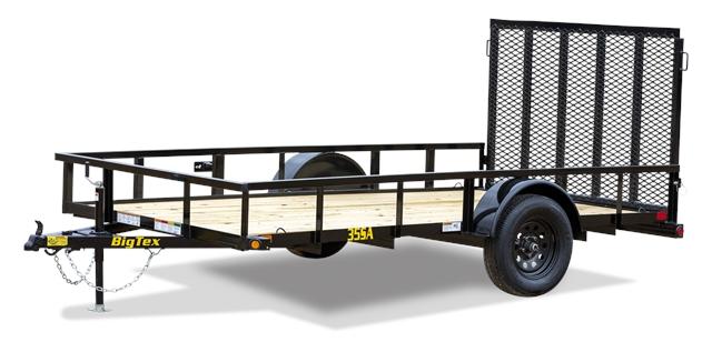 2021 BIG TEX 35SA-14BK4RG UTVATV at Clawson Motorsports