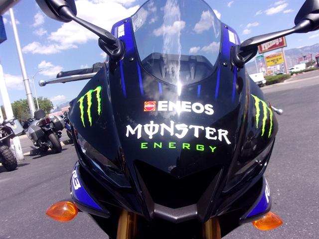 2020 Yamaha YZF R3 Monster Energy Yamaha MotoGP Edition at Bobby J's Yamaha, Albuquerque, NM 87110