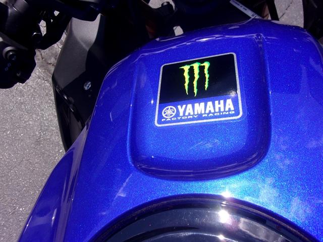 2021 Yamaha YZF R3 Monster Energy Yamaha MotoGP Edition at Bobby J's Yamaha, Albuquerque, NM 87110