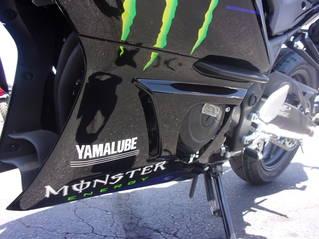 2021 Yamaha YZF R3 Monster Energy Yamaha MotoGP Edition at Bobby J's Yamaha, Albuquerque, NM 87110