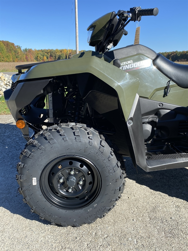 2020 SUZUKI LT-A750XPM0 AXi Power Steering at Thornton's Motorcycle - Versailles, IN