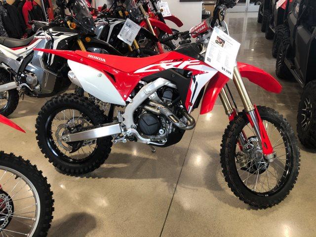 2020 Honda CRF450R 450R at Genthe Honda Powersports, Southgate, MI 48195