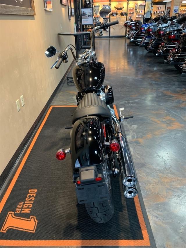 2021 Harley-Davidson Cruiser FXST Softail Standard at Vandervest Harley-Davidson, Green Bay, WI 54303
