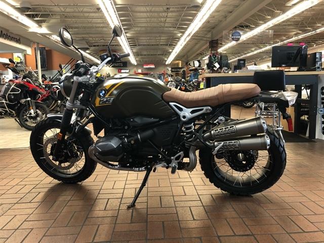 2021 BMW R nineT Scrambler at Wild West Motoplex