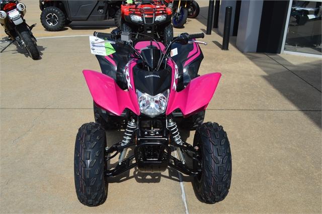 2021 Honda TRX 250X at Shawnee Honda Polaris Kawasaki