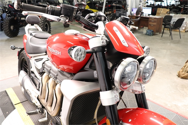 2021 Triumph Rocket 3 R at Used Bikes Direct