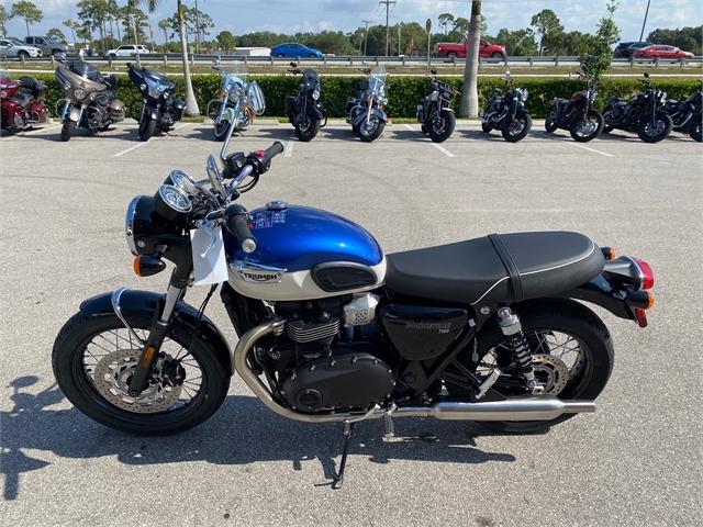 2022 Triumph Bonneville T100 Base at Fort Myers