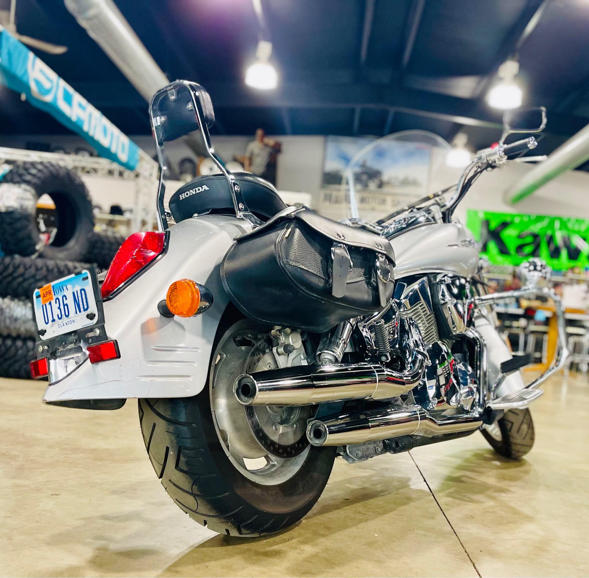 2009 Honda VTX 1300 R at Prairie Motor Sports