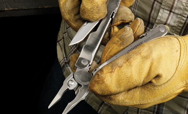 2018 Leatherman Super Tool 300 at Harsh Outdoors, Eaton, CO 80615
