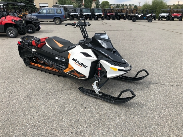 2011 Ski-Doo Summit X 154 800R Power T.E.K. at Power World Sports, Granby, CO 80446