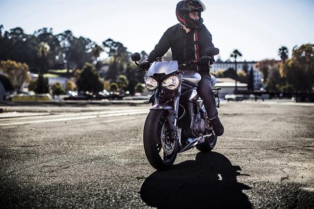 2020 Triumph Street Triple RS at Frontline Eurosports
