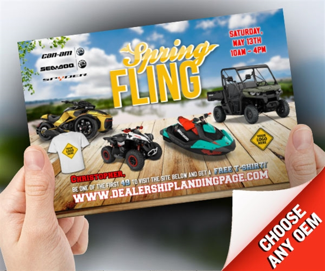 Spring Fling Powersports at PSM Marketing - Peachtree City, GA 30269
