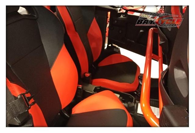 2020 Honda Talon 1000-4 Deluxe at Bay Cycle Sales