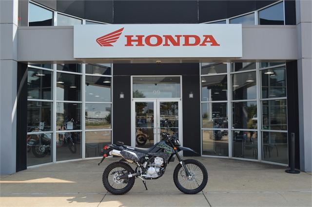 2022 Kawasaki KLX 300 at Shawnee Honda Polaris Kawasaki