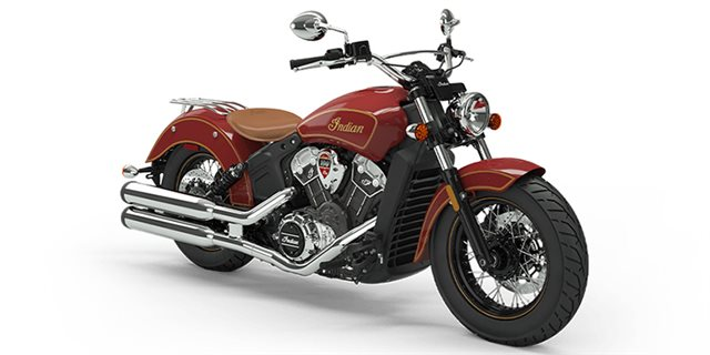 2020 Indian Scout 100th Anniversary at Pikes Peak Indian Motorcycles