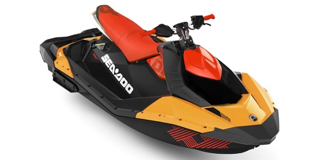 2019 Sea-Doo SPARK 3-Up at Jacksonville Powersports, Jacksonville, FL 32225