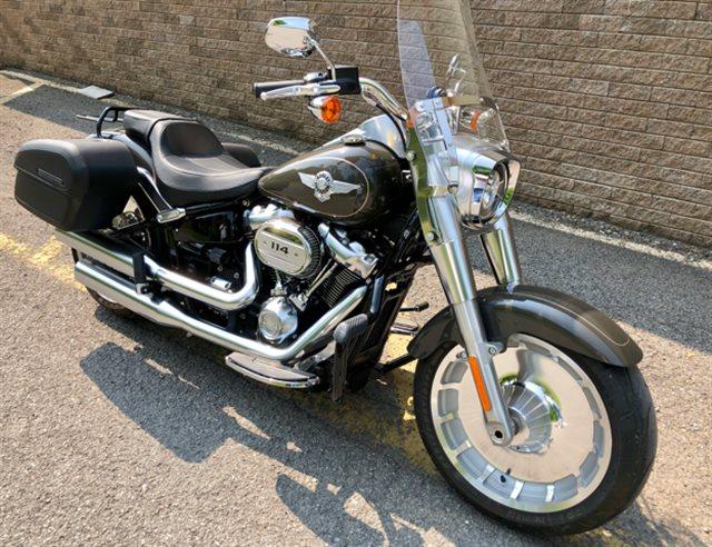 2018 Harley-Davidson Softail Fat Boy 114 at RG's Almost Heaven Harley-Davidson, Nutter Fort, WV 26301