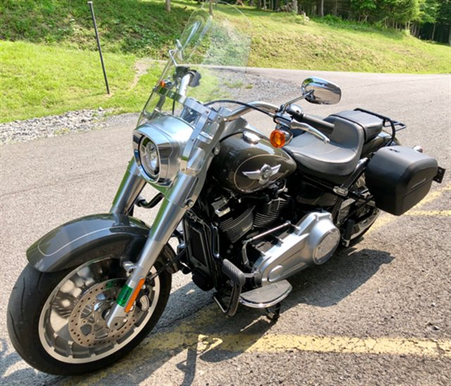 2018 Harley-Davidson Softail Fat Boy 114 at RG's Almost Heaven Harley-Davidson, Nutter Fort, WV 26301