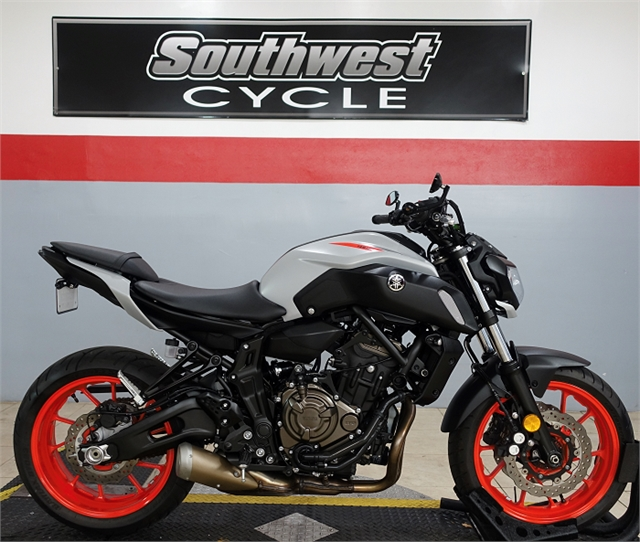 2020 Yamaha MT 07 at Southwest Cycle, Cape Coral, FL 33909