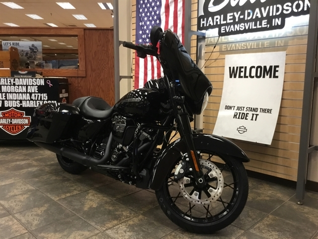 2020 Harley-Davidson Touring Street Glide Special at Bud's Harley-Davidson