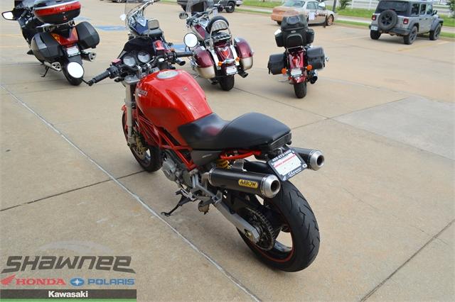 2005 Ducati Monster 620 at Shawnee Honda Polaris Kawasaki