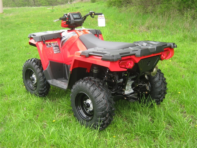2019 Polaris Sportsman 450 HO EPS Utility Edition at Brenny's Motorcycle Clinic, Bettendorf, IA 52722